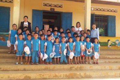 Trải nghiệm tại trường tiểu học Trần Quốc Tuấn